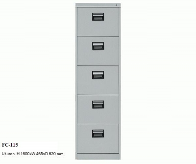 Filling Cabinet Alba FC-115