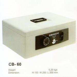 Cash Box Bossini CB 60