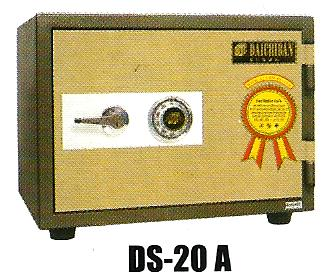 Brankas Daichiban DS 20 A alarm
