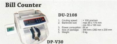 Mesin Penghitung Uang Daiko DU 2108