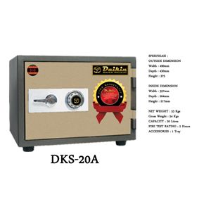 Brankas Daikin DKS 20 A