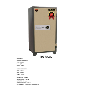 Brankas Daikin DKS 804 A