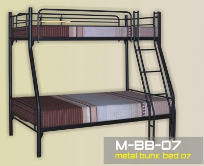Expo - Ranjang Susun Besi type MBB-07