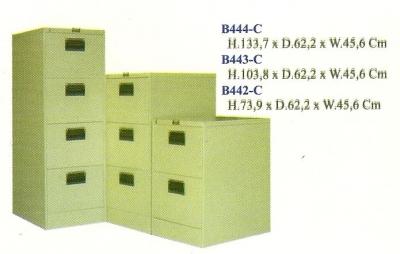 Filling cabinet Elite B4-4C