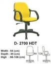 Kursi Indachi D 2700 HDT