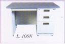 Meja Kantor Lion L 106 N