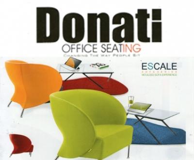 Sofa Kantor Donati Escale