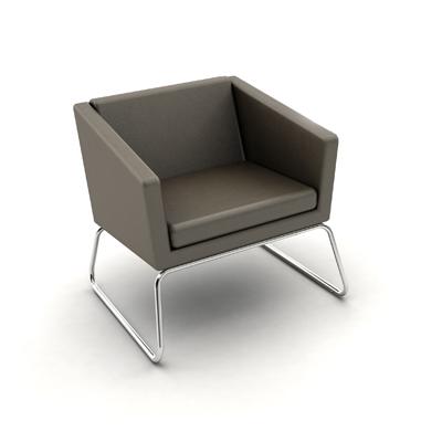 Sofa Kantor High Point Sheffield SFS-10001