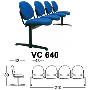 Kursi tunggu Chairman VC 640