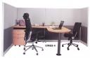Partisi kantor ARCADIA Linus 4
