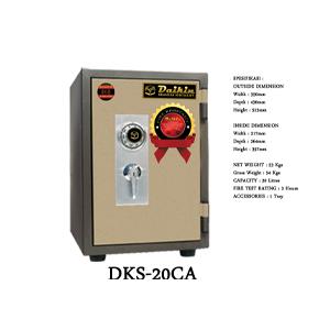 Brankas Daikin DKS 20 CA