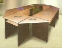 Corner Meeting desk Daiko MSD 60