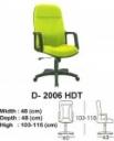 Kursi Indachi D 2600 HDT