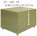 Lemari Gambar Elite Type EL 440 A0