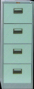 Filling Cabinet Lion L44