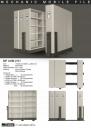 Mobile File Alba Mecanic MF AUM 2-01