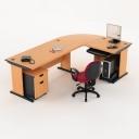 Meja kantor High Point One 3
