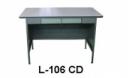 Meja Kantor Lion L 106 CD