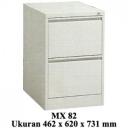 Filling cabinet Modera MX 82
