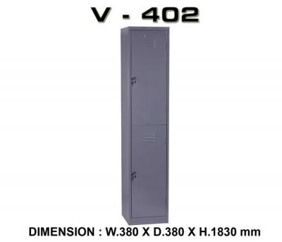 Loker VIP V 402