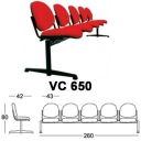 Kursi tunggu Chairman VC 650
