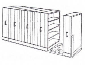 Mobile File System Manual Elite MF-100-5B (32 CPTS)