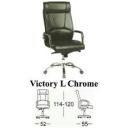 Kursi Direktur & manager Subaru VICTORY L Chrome